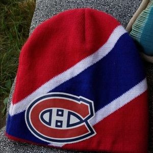 New Montreal Canadians Toque sz 4-6